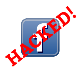 Facebook Hacked Logo