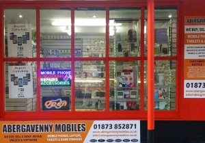 Abergavenny Mobiles - Fix Mobile Phones Abergavenny