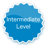 Intermediate Level - Badge