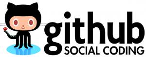GitHub Social Coding Logo